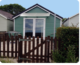 Dunster Beach Hut
